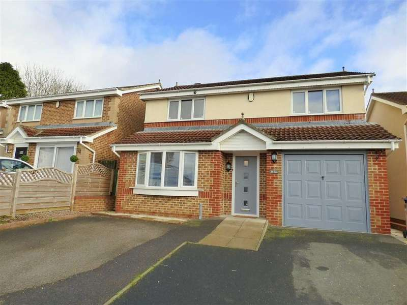 4 Bedrooms Detached House for sale in 31, Dean Park, Ferryhill