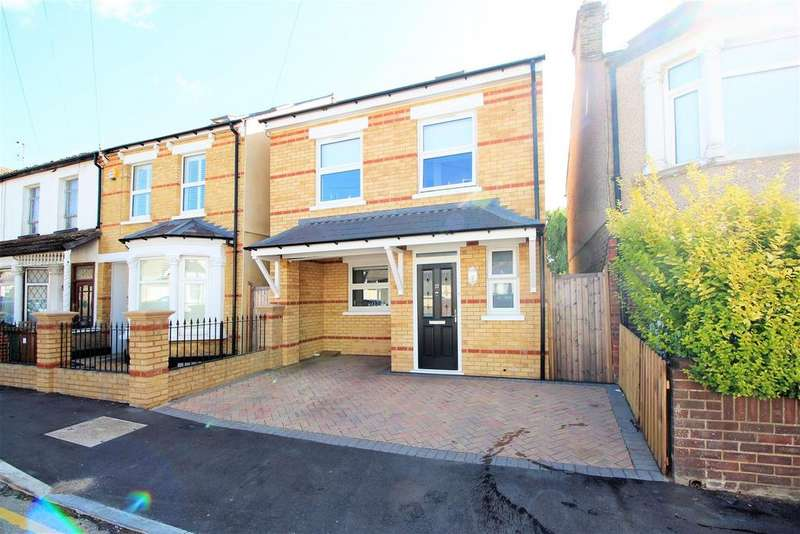 4 Bedrooms Detached House for sale in Hawthorn Road, South Bexleyheath