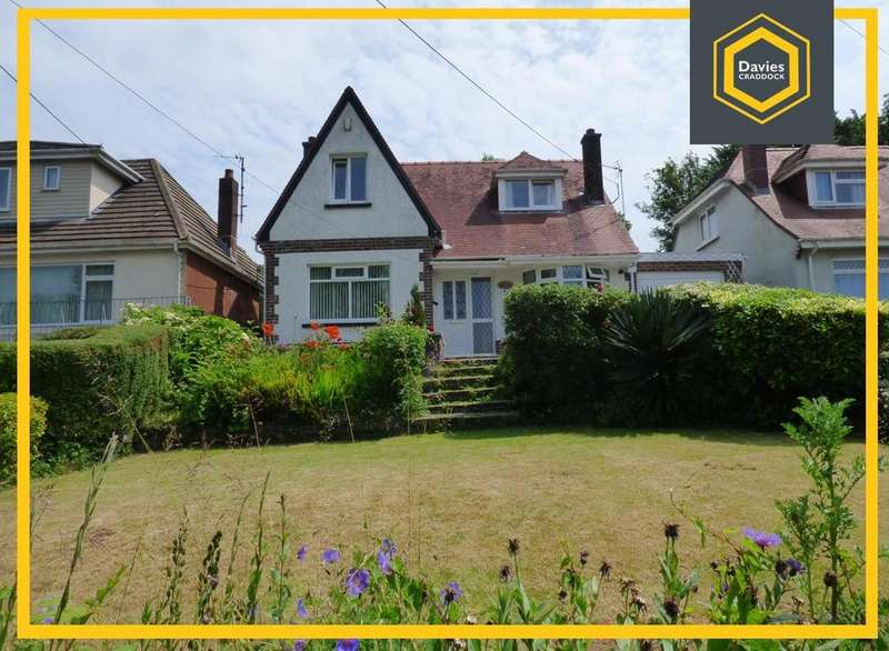 3 Bedrooms Detached Bungalow for sale in Penygaer Road, Llanelli, SA14