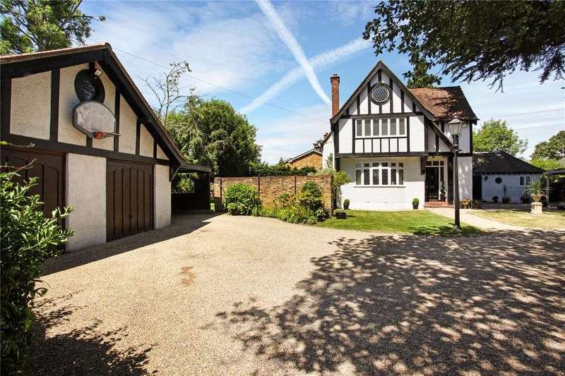 6 Bedrooms Detached House for sale in Winkfield Road, Windsor, Berkshire, SL4