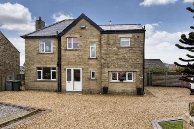 6 Bedrooms Detached House for sale in New Hey Road, Huddersfield