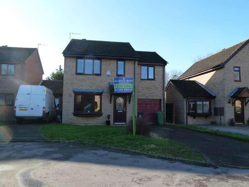 4 Bedrooms Detached House for sale in Alders Green, Longlevens, Gloucester, GL2