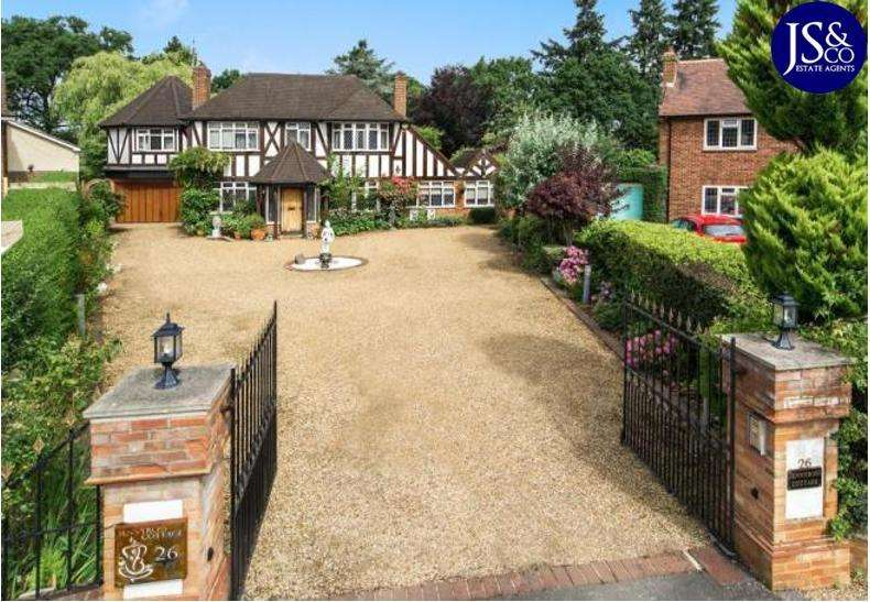 5 Bedrooms Detached House for sale in Clevehurst Close, Stoke Poges, Stoke poges, Buckinghamshire, SL2 4EP