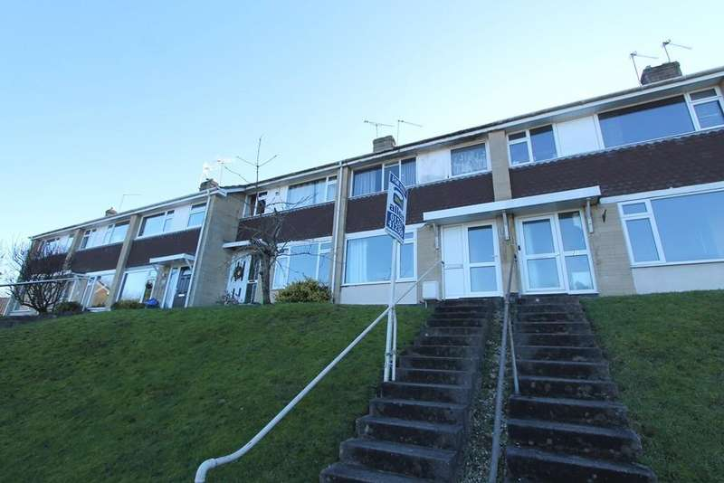 3 Bedrooms Terraced House for sale in Chestnut Close, Paulton, Bristol