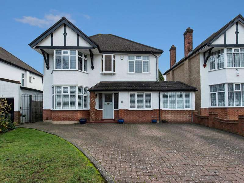 4 Bedrooms Detached House for sale in The Newlands, South Wallington
