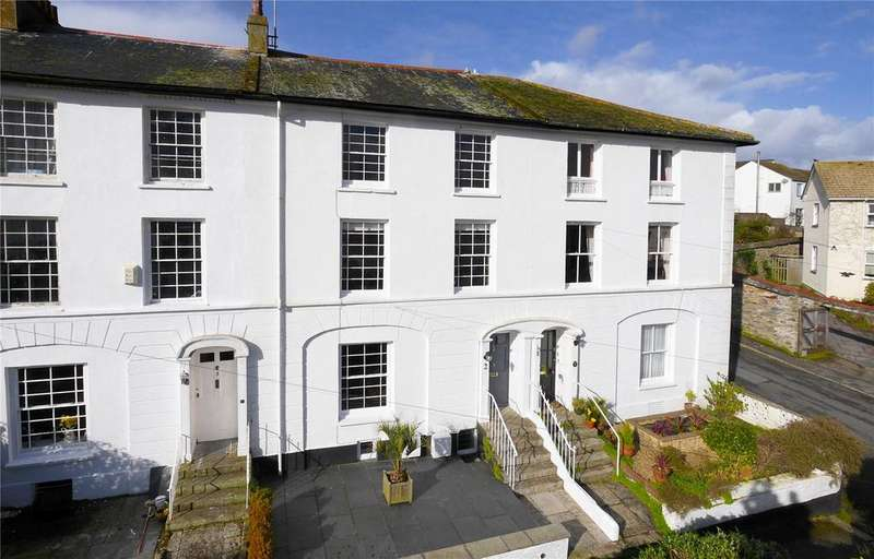 4 Bedrooms Unique Property for sale in Harriet Place, Falmouth, Cornwall, TR11