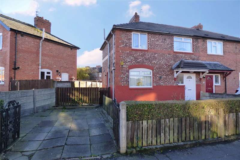 3 Bedrooms Semi Detached House for sale in Heppleton Road, Moston, Manchester, M40