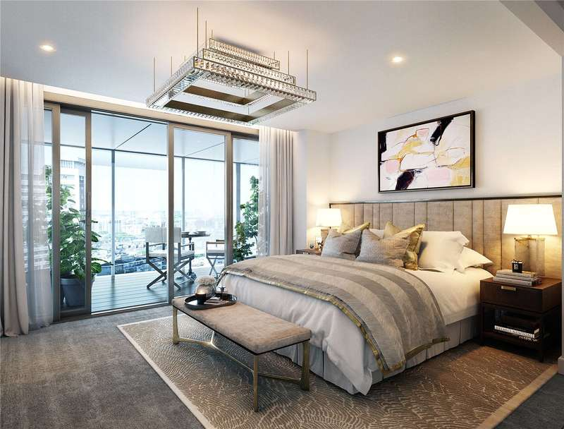 4 Bedrooms Flat for sale in North Wharf Road, Paddington, London, W2