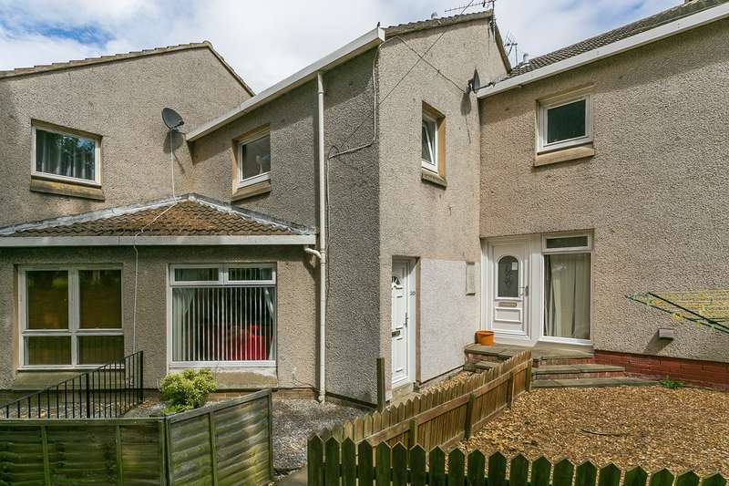 2 Bedrooms Terraced House for sale in Muirside Drive, Tranent, EH33