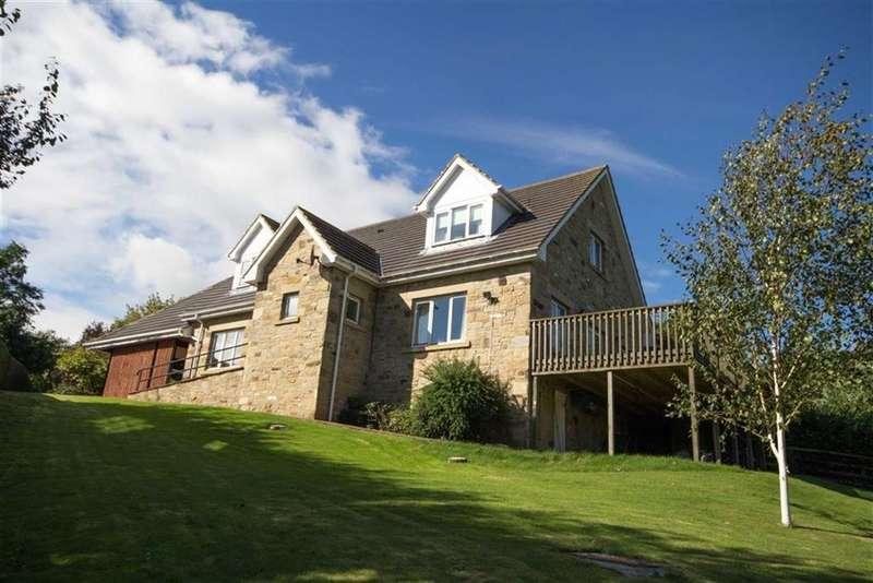 4 Bedrooms Detached House for sale in Five Acres, Wooler, Northumberland, NE71