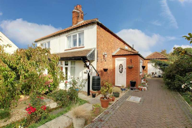 2 Bedrooms Cottage House for sale in Alexandra Road, Mablethorpe