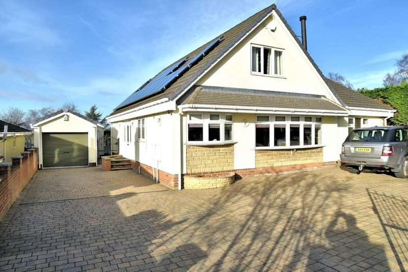 5 Bedrooms Detached Bungalow for sale in Church Lane, Barnburgh
