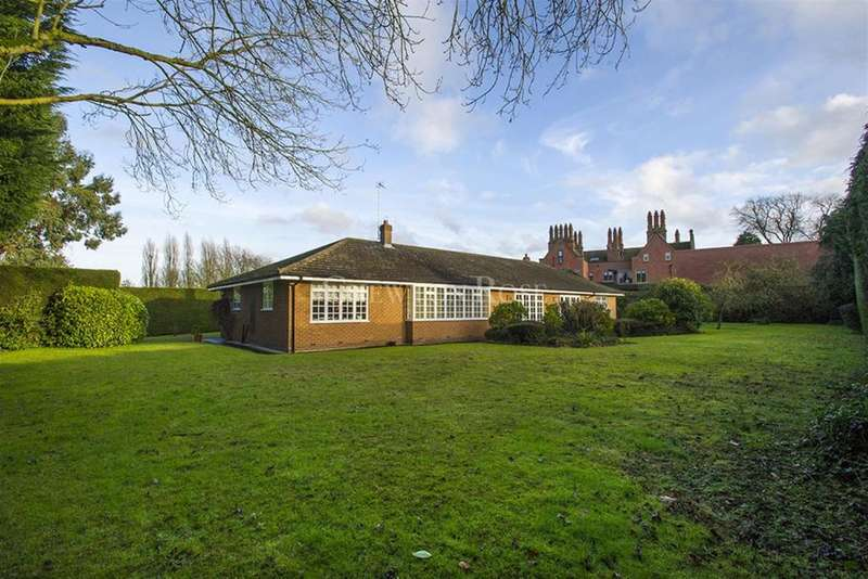 3 Bedrooms Bungalow for sale in Normaton on the Wolds, Nottingham, Nottinghamshire