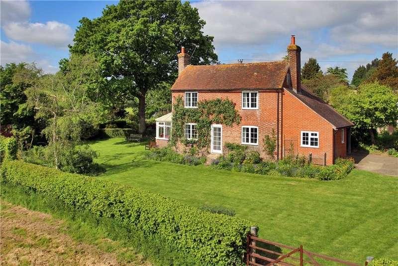 4 Bedrooms Detached House for sale in Lomas Lane, Sandhurst, Cranbrook, Kent, TN18