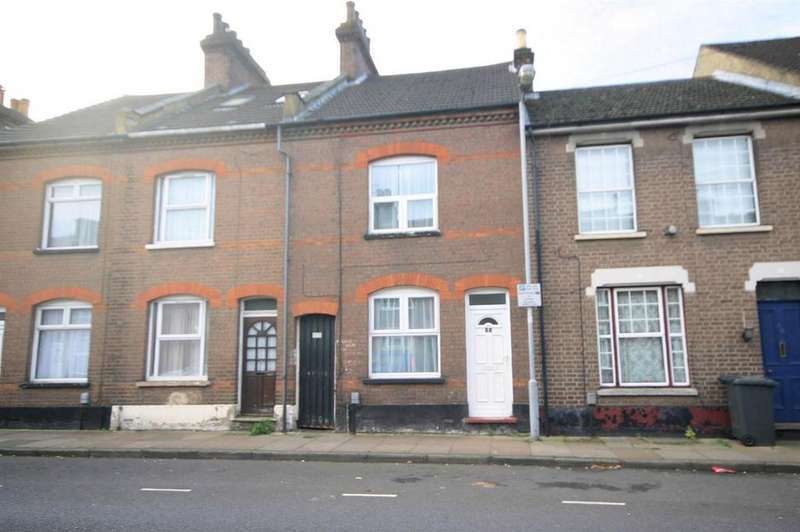 3 Bedrooms Terraced House for sale in Hibbert Street Luton
