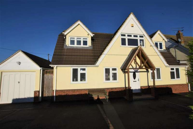 4 Bedrooms Chalet House for sale in Thisselt Road, Canvey Island