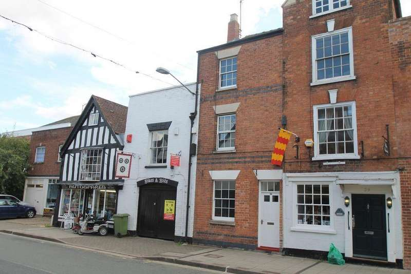 3 Bedrooms Terraced House for sale in Barton Street, Tewkesbury
