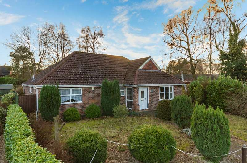 3 Bedrooms Detached Bungalow for sale in Higgins Close, Lincoln