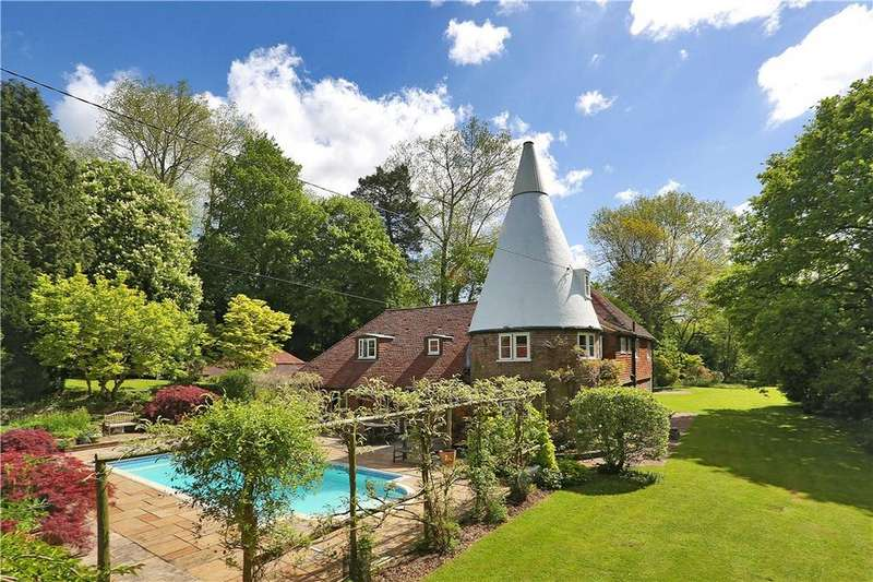 6 Bedrooms Farm House Character Property for sale in Maresfield, Uckfield, East Sussex, TN22