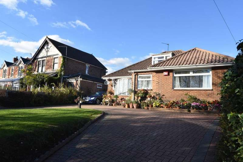 4 Bedrooms Detached Bungalow for sale in Havant Road, Drayton