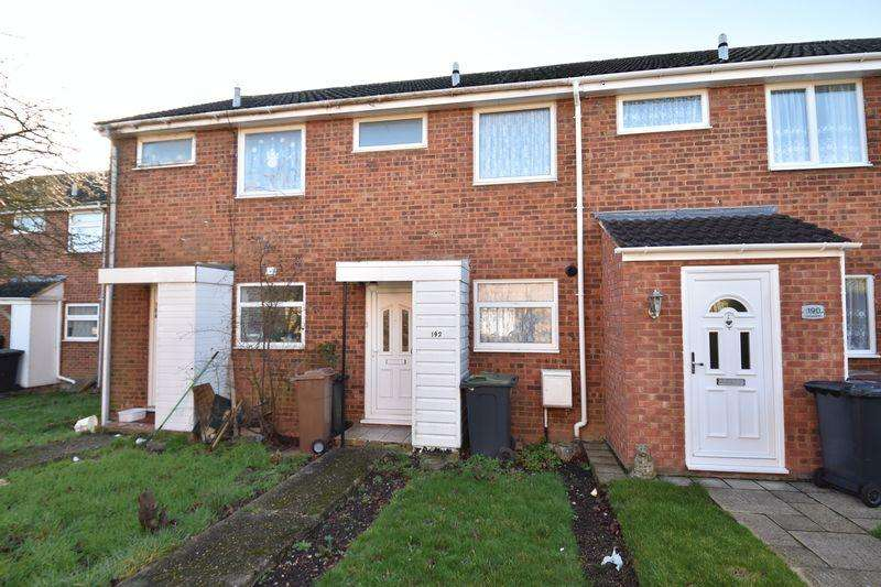 2 Bedrooms Terraced House for sale in Telscombe Way, Luton