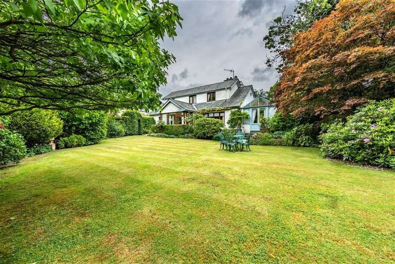 3 Bedrooms Detached House for sale in Birthwaite Road, Windermere, Cumbria