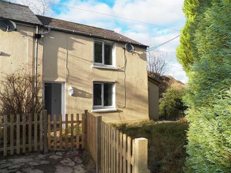 2 Bedrooms Semi Detached House for sale in LLANARTH, Ceredigion