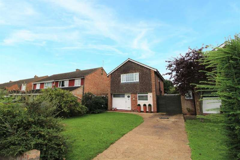 3 Bedrooms Detached House for sale in Chiltern Avenue, Bedford MK41