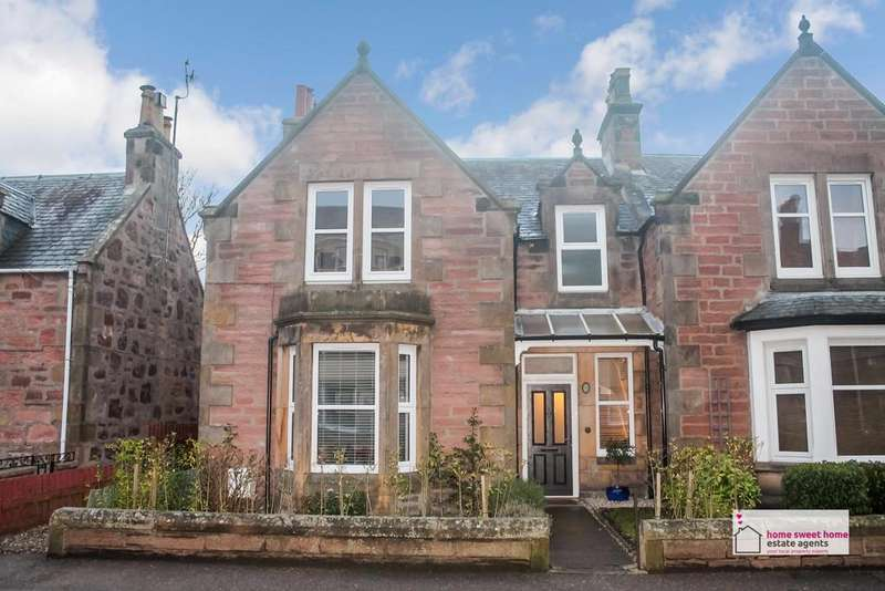 4 Bedrooms Semi Detached House for sale in Montague Row, Inverness