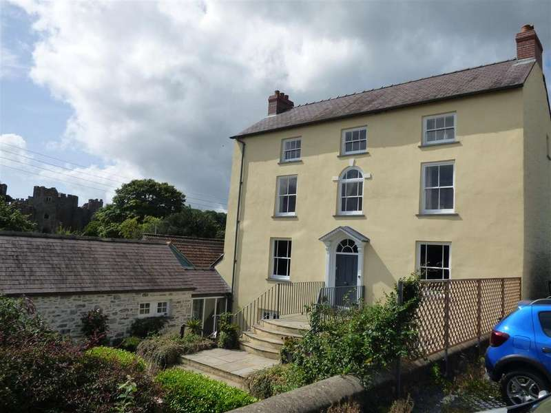 5 Bedrooms House for sale in Laugharne, Carmarthen