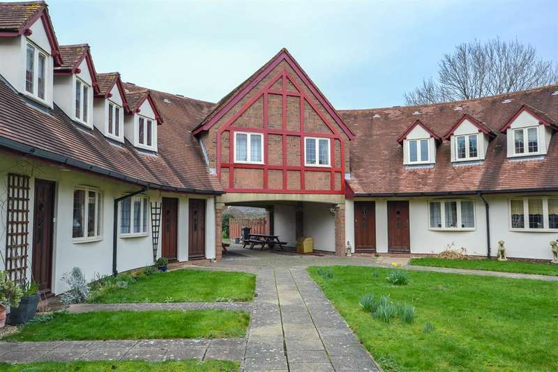 2 Bedrooms Terraced House for sale in Tocknell Court, Box Road, Cam, GL11 5ER