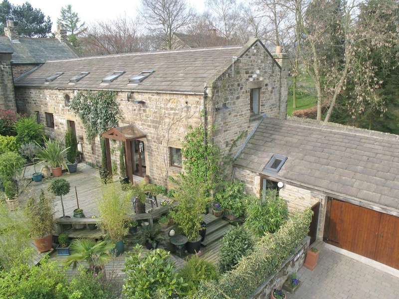 4 Bedrooms Barn Conversion Character Property for sale in Round Green Lane, Stainborough, Barnsley