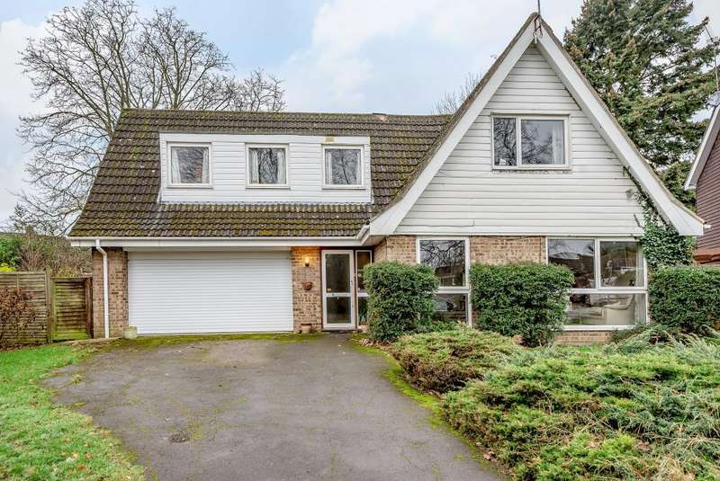 4 Bedrooms Detached House for sale in Ashley Park, Maidenhead, SL6