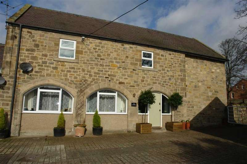 4 Bedrooms Barn Conversion Character Property for sale in The Arches, Ovingham