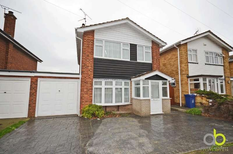 3 Bedrooms Detached House for sale in Gordon Road, Corringham