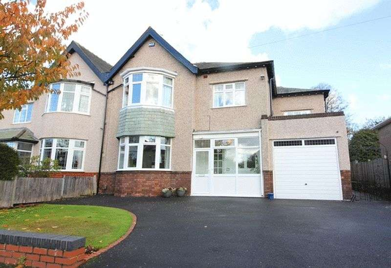 4 Bedrooms Property for sale in Primrose Road, Liverpool