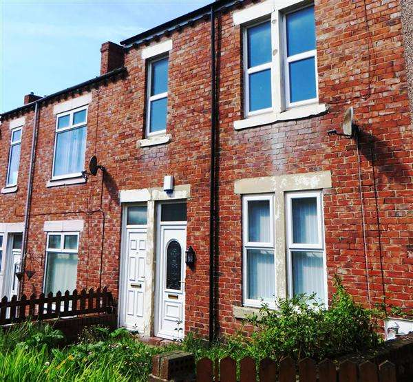 2 Bedrooms Apartment Flat for sale in Lesbury Street, Newcastle upon Tyne
