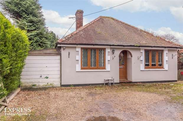 3 Bedrooms Detached Bungalow for sale in Beamond End, Amersham, Buckinghamshire