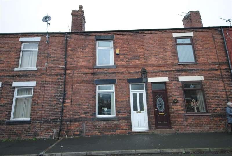 2 Bedrooms Terraced House for sale in Car Street, Platt Bridge, Wigan
