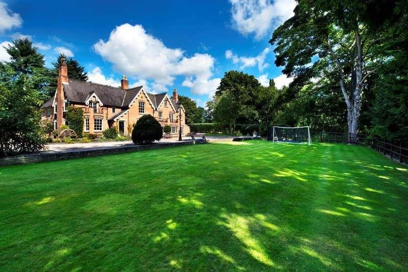6 Bedrooms Detached House for sale in Drayton Lane, Drayton Bassett, B78
