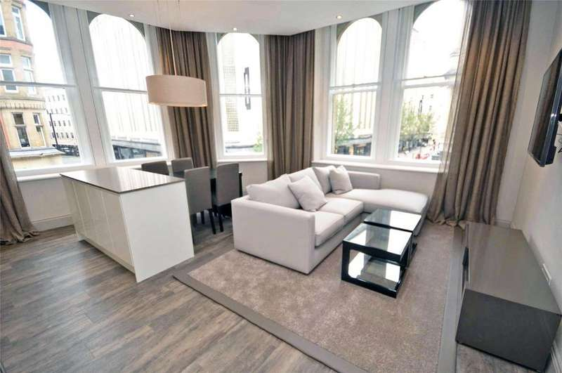 2 Bedrooms Apartment Flat for sale in 8 King Street, Deansgate, Manchester, M2