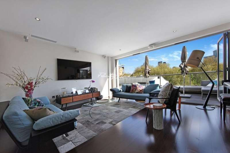 2 Bedrooms Flat for sale in Featherstone Street, London