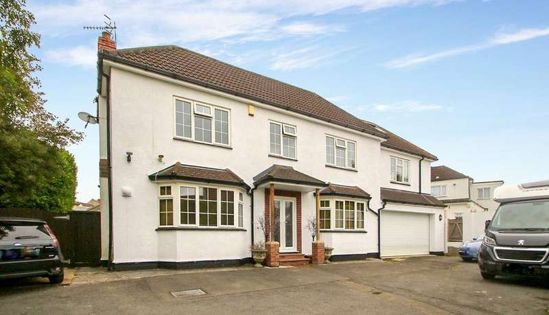 6 Bedrooms Detached House for sale in Bridgwater Road, Bedminster Down, BRISTOL, BS13