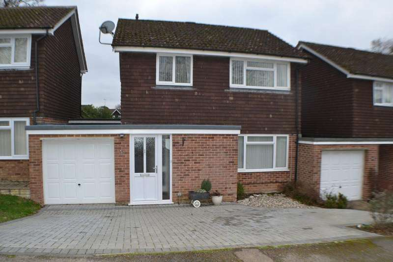 3 Bedrooms Link Detached House for sale in Glendale Avenue Newbury