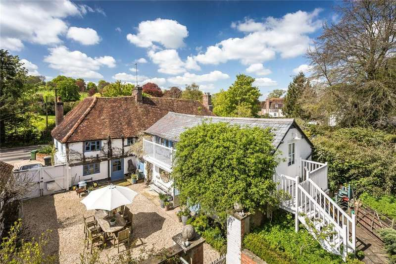 5 Bedrooms Detached House for sale in Bramdean, Alresford, Hampshire, SO24