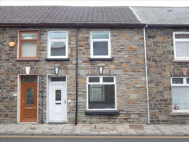 2 Bedrooms Terraced House for sale in Duffryn Street, Ferndale