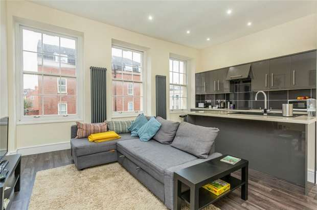 1 Bedroom Flat for sale in 16 Cave Street, BRISTOL
