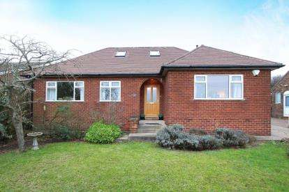 5 Bedrooms Bungalow for sale in Gapsick Lane, Clowne, Chesterfield, Derbyshire