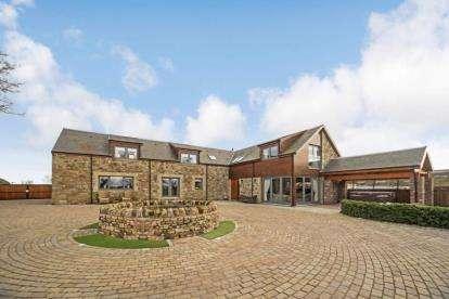 4 Bedrooms Detached House for sale in Draffan, Lanark, South Lanarkshire