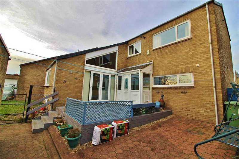 4 Bedrooms Detached House for sale in High Croft, High Usworth, Washington